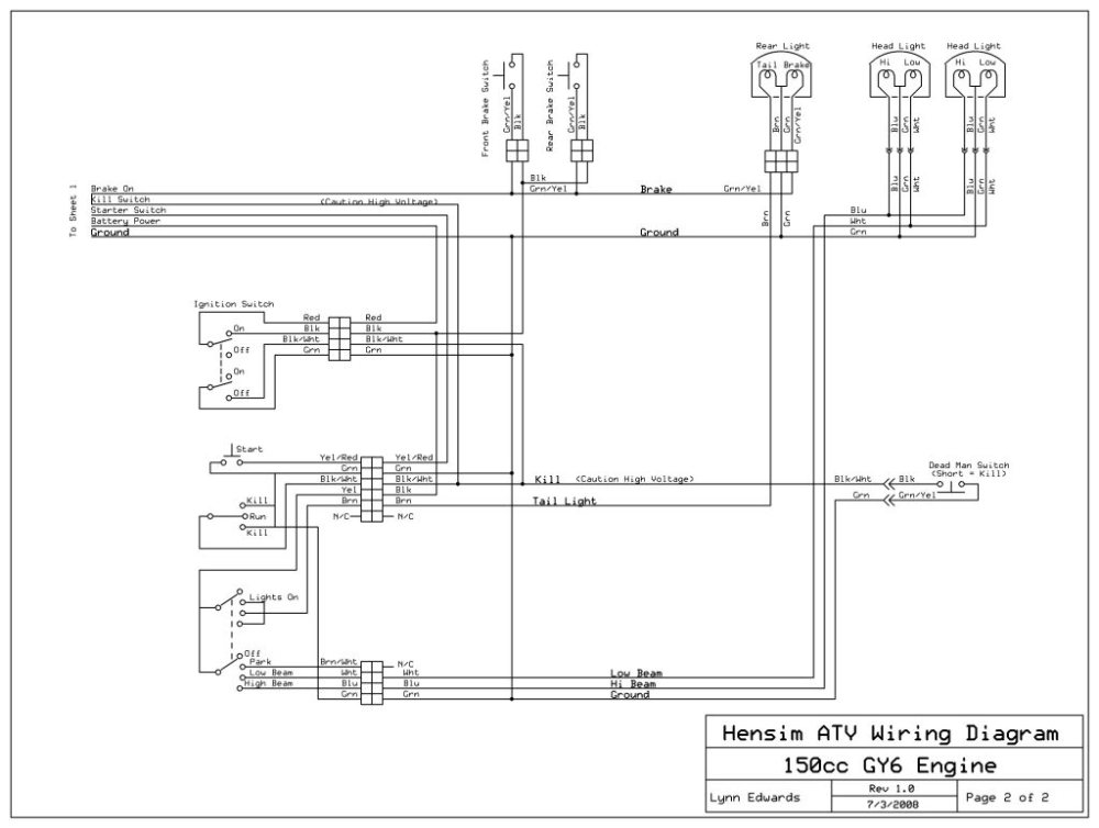 medium resolution of roketa 150cc scooter wiring diagram
