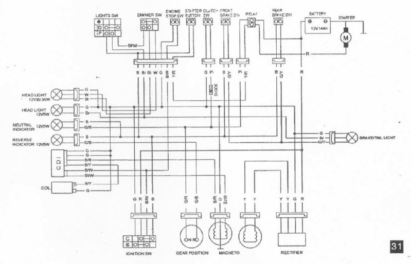Kill Switch Wiring Diagram Polaris Atv