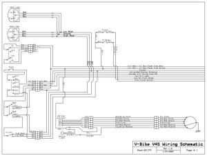 Need wiring diagram for vbike 250 v4s  ATVConnection