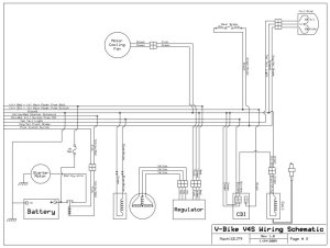 Need wiring diagram for vbike 250 v4s  ATVConnection