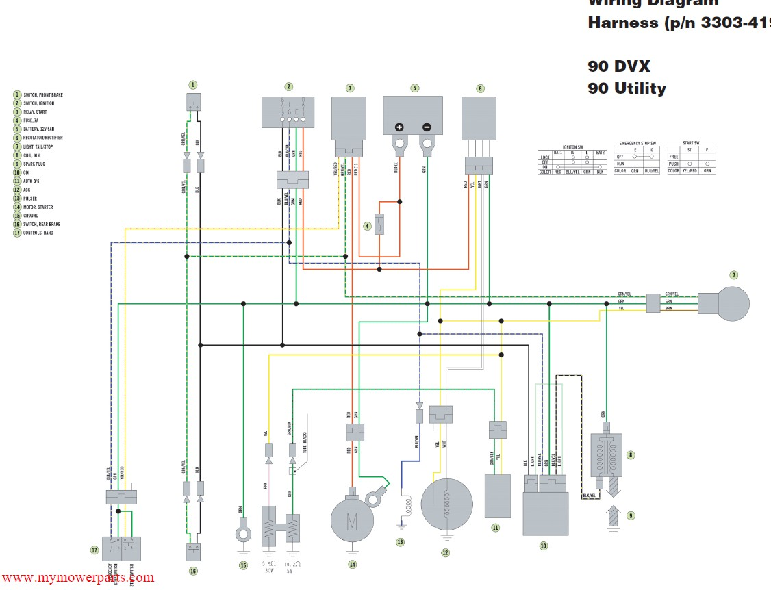 hight resolution of with 2001 arctic cat 800 fuel line diagram on cat c12 engine diagramwrg 1835 2004