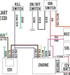 china atv key switch wiring wiring diagram explained motorcycle wiring diagrams on mini bike kill switch wiring diagram [ 2962 x 2171 Pixel ]