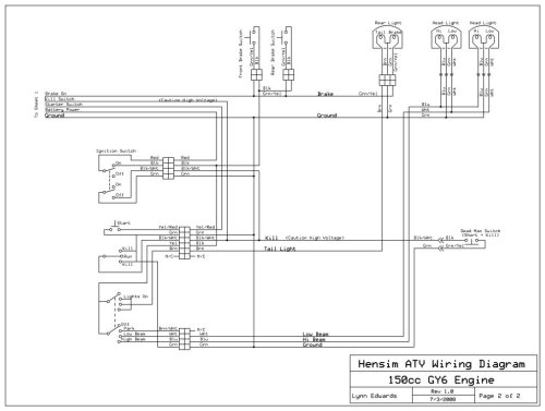 small resolution of gy6 key wiring diagram wiring diagram schematics rh ksefanzone com 49cc scooter wiring diagram chinese 150cc atv wiring diagrams