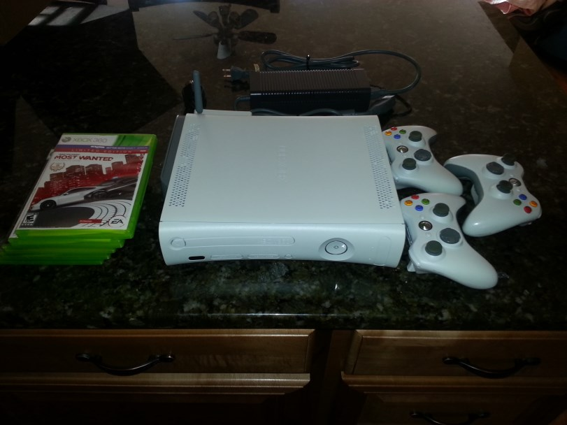 Xbox 360 For Sale Cheap Pics ATV