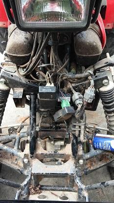 And Charging Wiring Diagram Honda Foreman 400 Honda 450 Es Foreman Shifting Problems Page 4