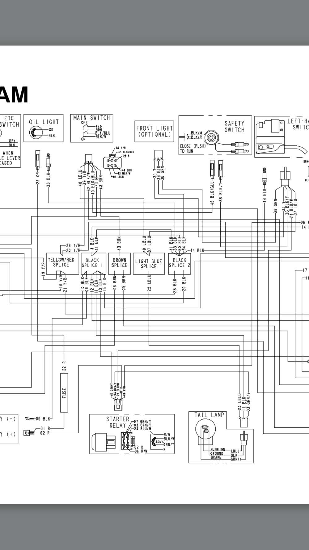 medium resolution of 2001 polaris scrambler wiring diagram 1997 polaris 500 scrambler wiring diagram