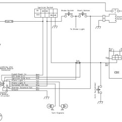 Scooter Ignition Switch Wiring Diagram Volvo Xc90 Headlight 110cc Remote Question - Atvconnection.com Atv Enthusiast Community
