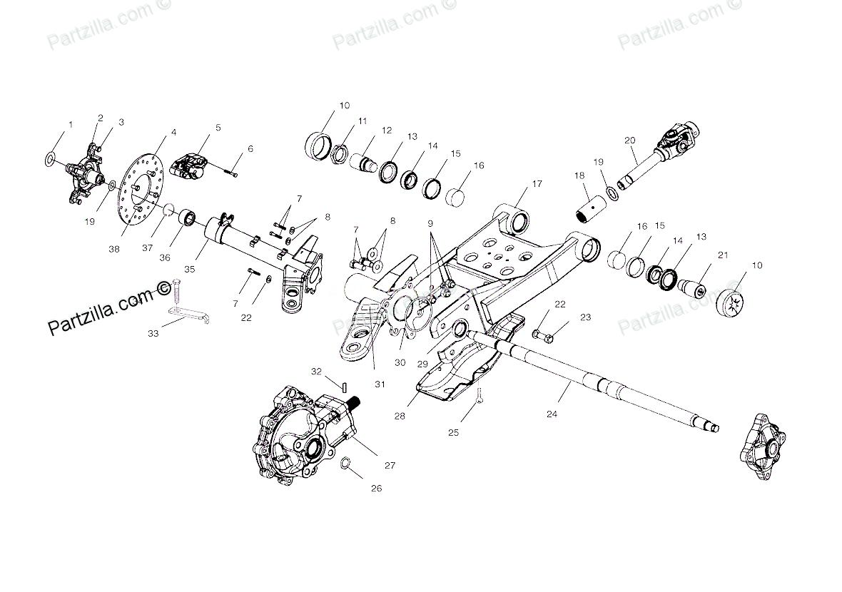 2002 Polaris Magnum No Top End Bogging at Full Throttel