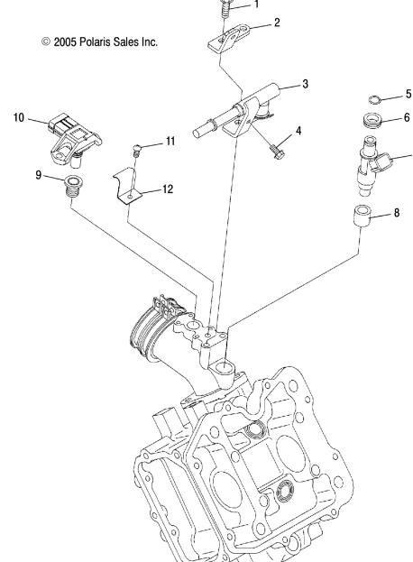 atv 2006 polaris sportsman 500 efi wiring schematic