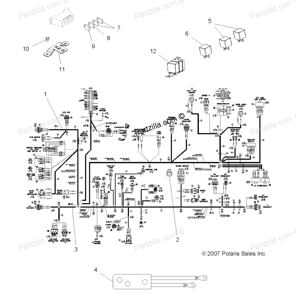 [DIAGRAM] 2005 Polaris Phoenix Wiring Diagram FULL Version