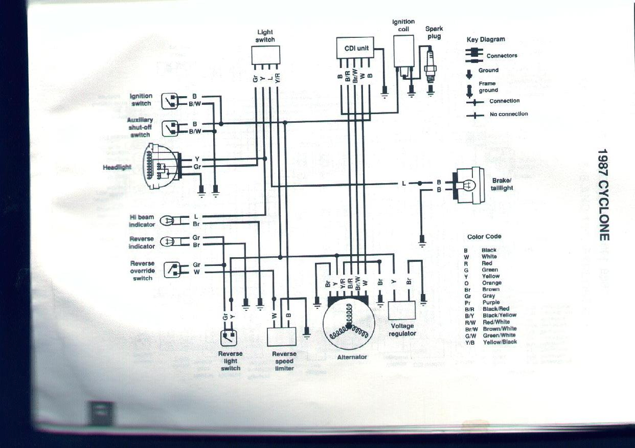 hight resolution of polaris trailblazer 250 wiring diagram basic guide wiring diagram u2022 yamaha grizzly 125 wiring diagram