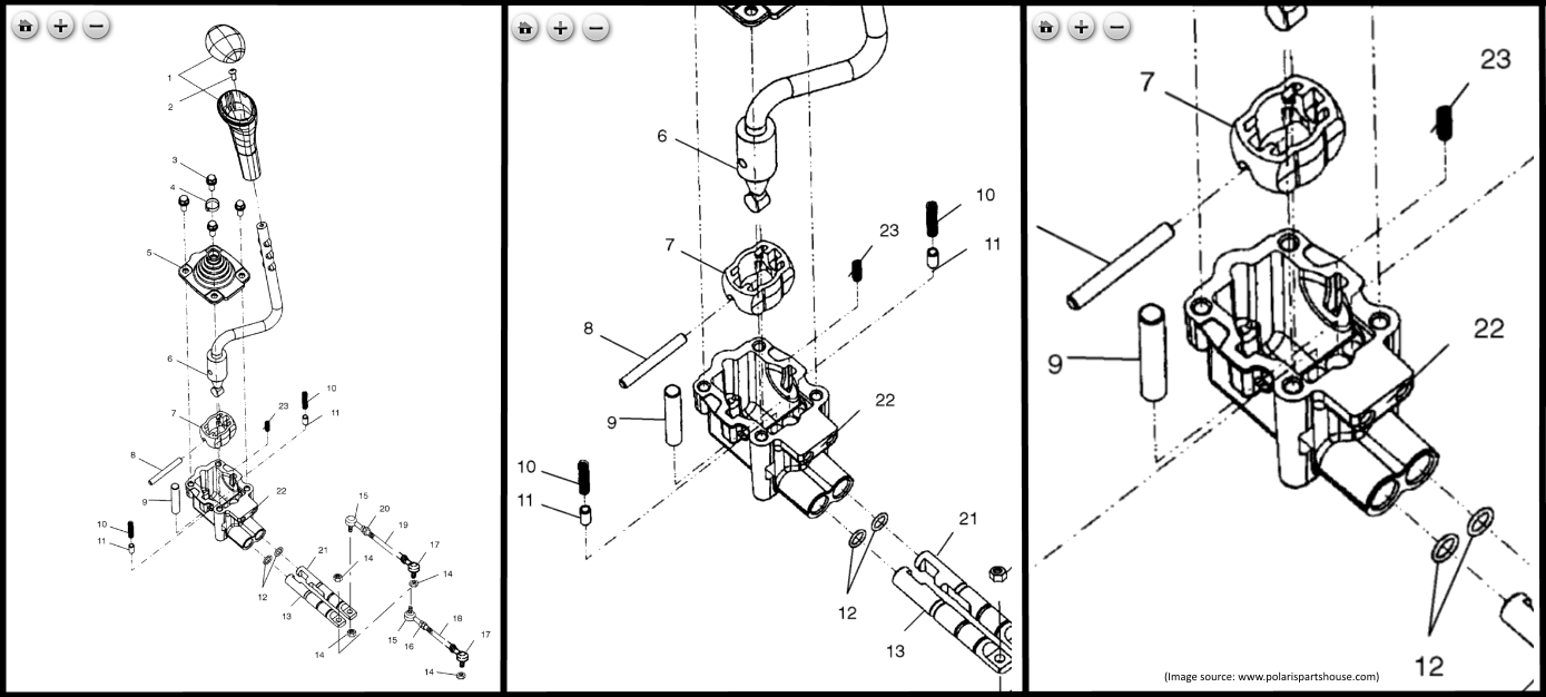 hight resolution of 98 polaris 500 sportsman parts diagram trusted wiring