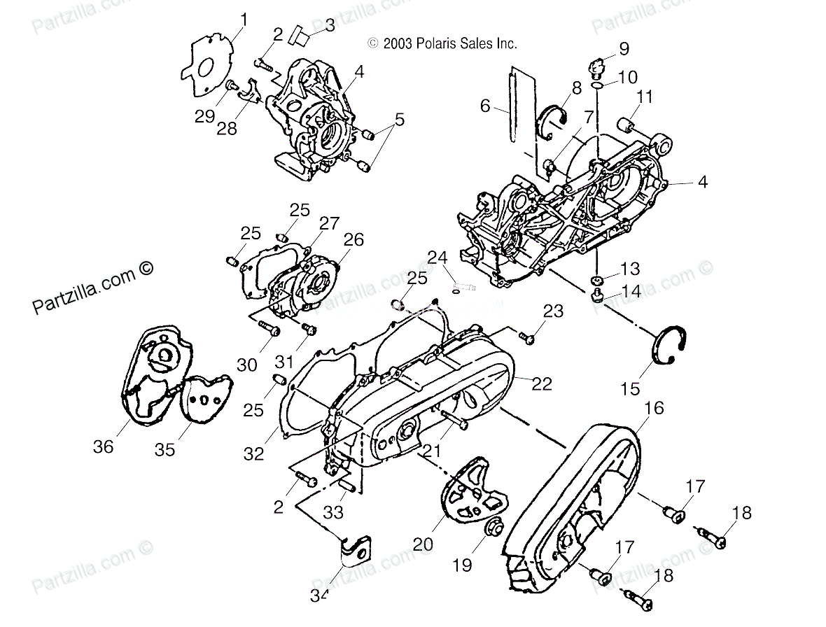 Wiring Diagram For 2004 Polaris Atp 500 Polaris Ranger
