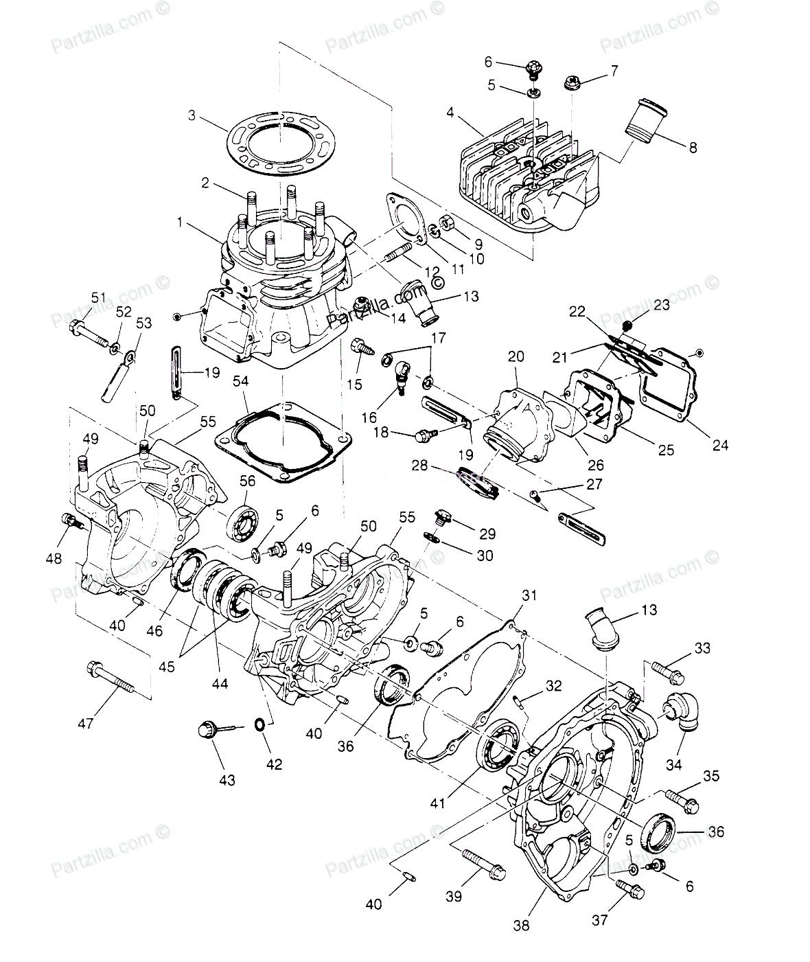 Polaris Scrambler 400 Transmission Fluid Change