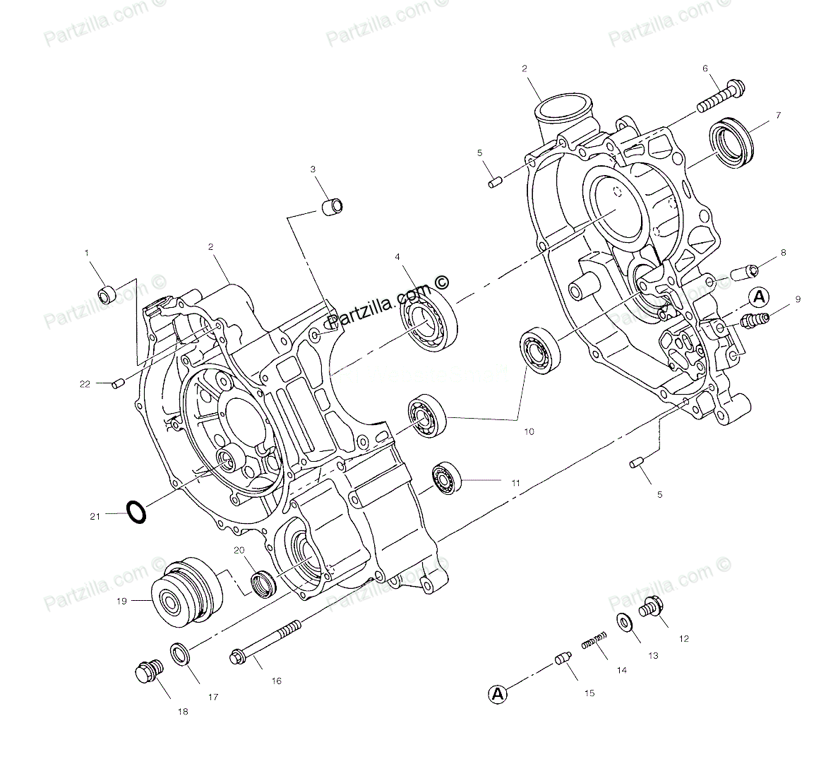 Sportsman 500 Carb Model Stator Issues