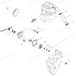 Honda Recon 250 Rear Axle Diagram Speaker Wiring 8 Ohm Transmission Html