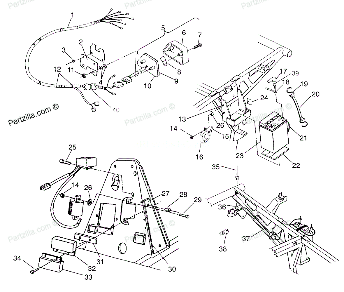 Service manual [How To Replace 1978 Dodge Omni Blower