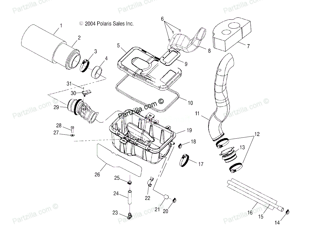 Polaris Sportsman 800 Efi Issues