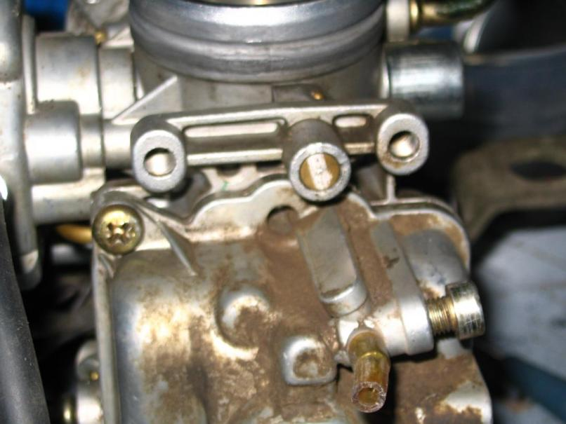 2000 Polaris Scrambler 500 Carburetor Leaking Motorjdi
