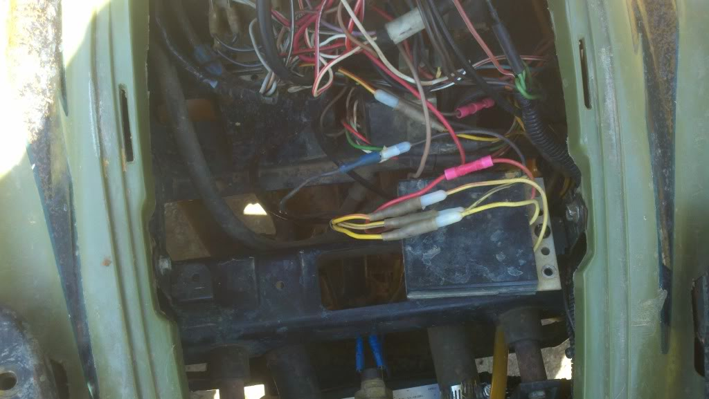 Cat 5 Wiring Voltage 96 Sportsman 500 Not Charging Please Help