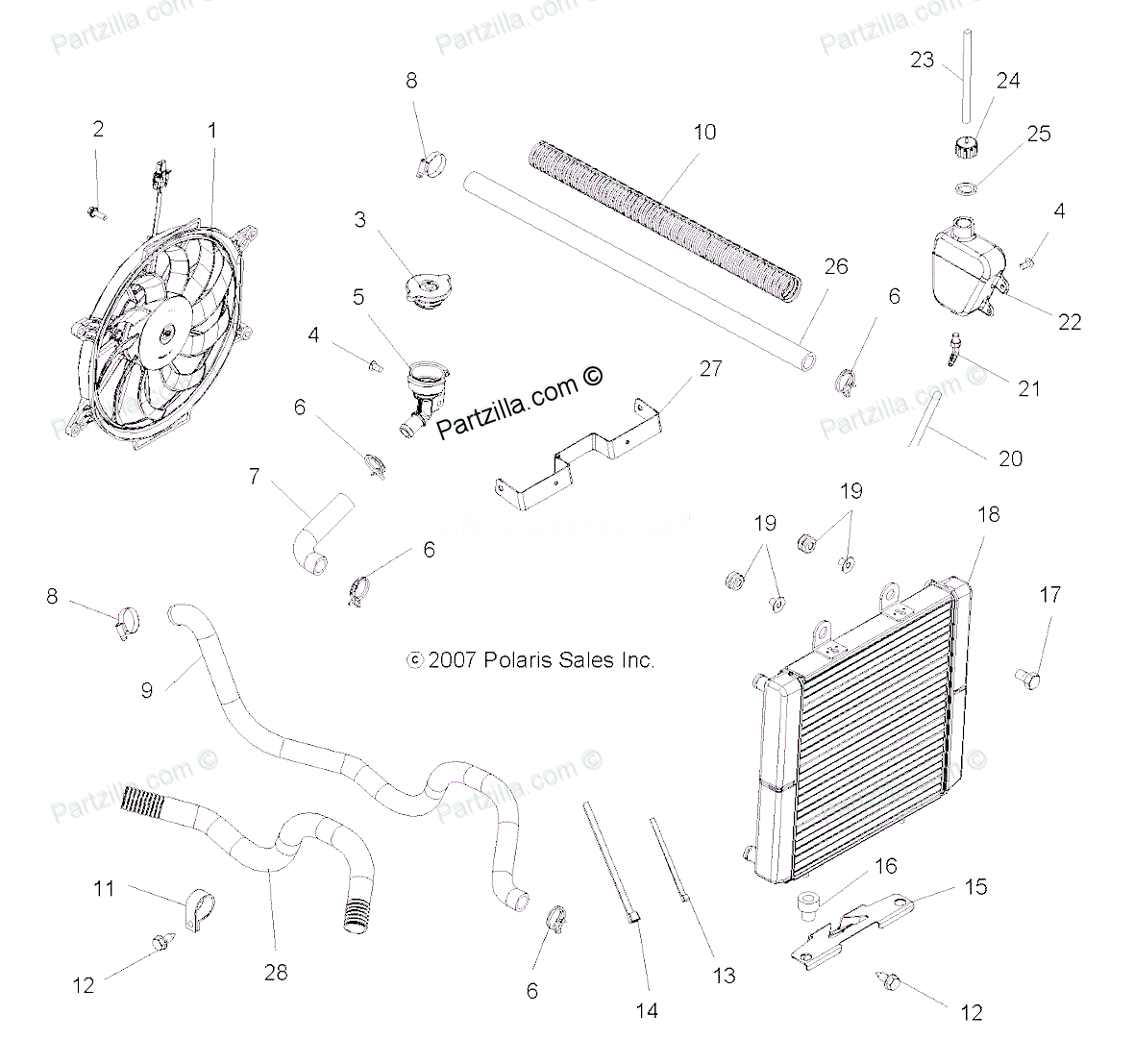 Wiring Diagram For Polaris Sportsman 500 Ho