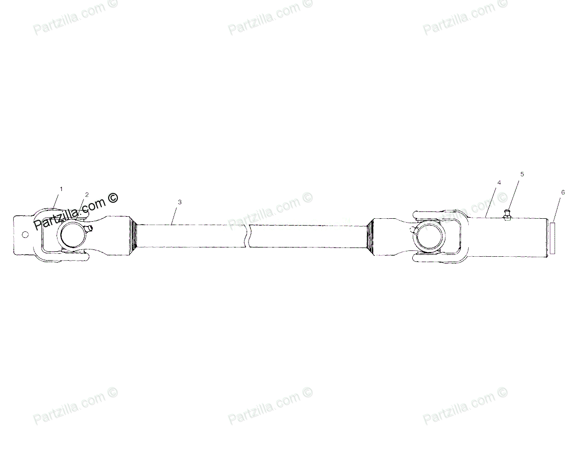 hight resolution of 2002 polaris sportsman 500 ho front output shaft not spinning and hubs not engaging b548af2531cfa721b343881bffe6410367194a88
