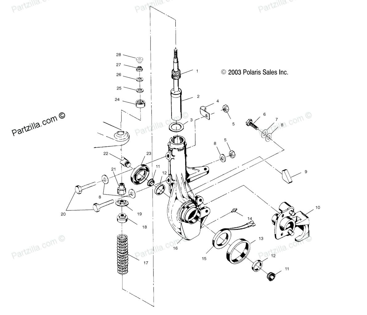 Polaris Sportsman 500 Ho Awd Wiring Diagram