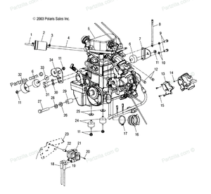 yamaha wave blaster wiring diagram 110 volt thermostat polaris 700 fuel filter ranger ~ odicis