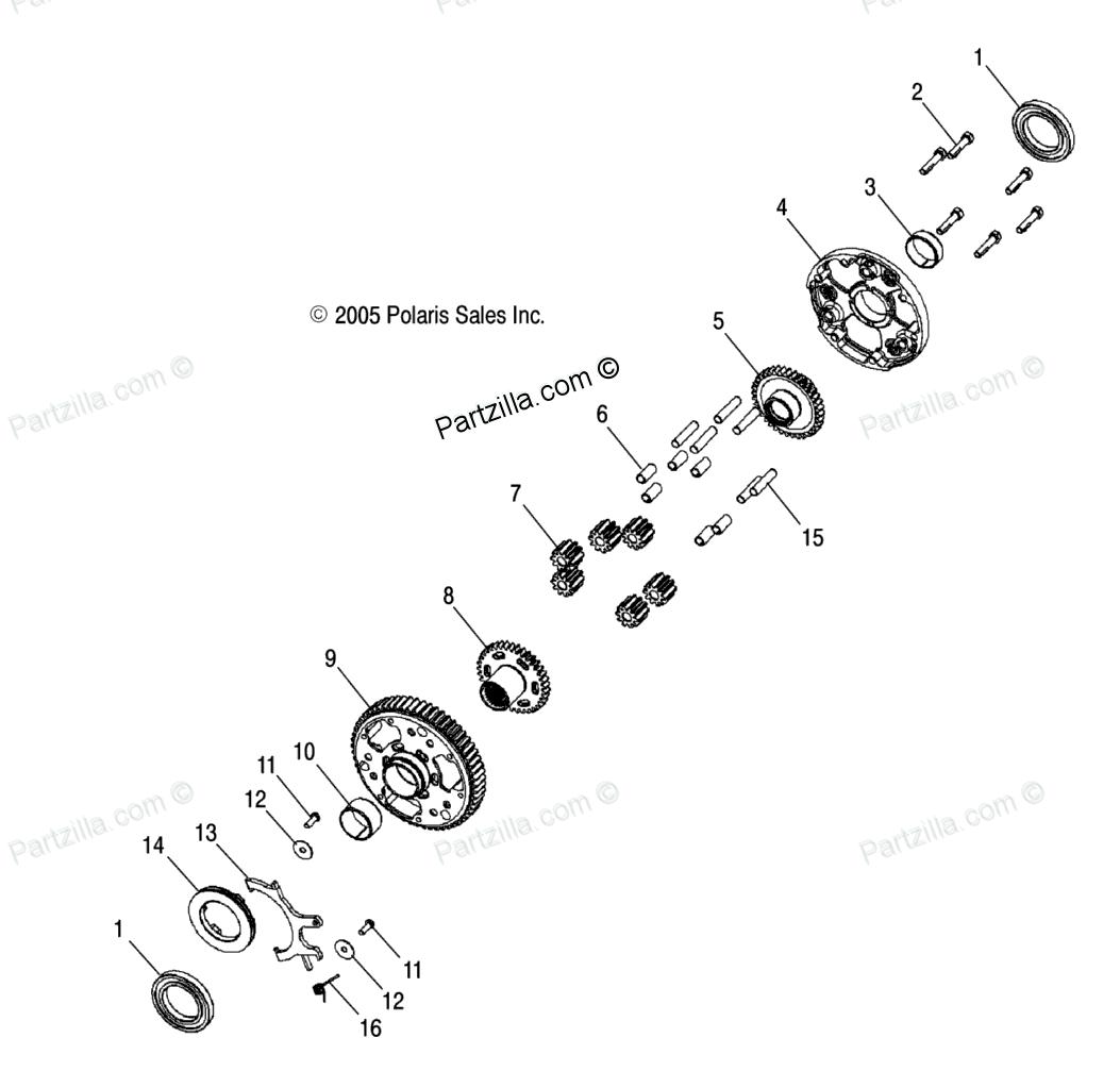 Polaris 800 x2 CV Axle / Bad Transmission Spines