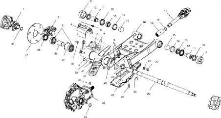 Polaris Ranger Engines, Polaris, Free Engine Image For