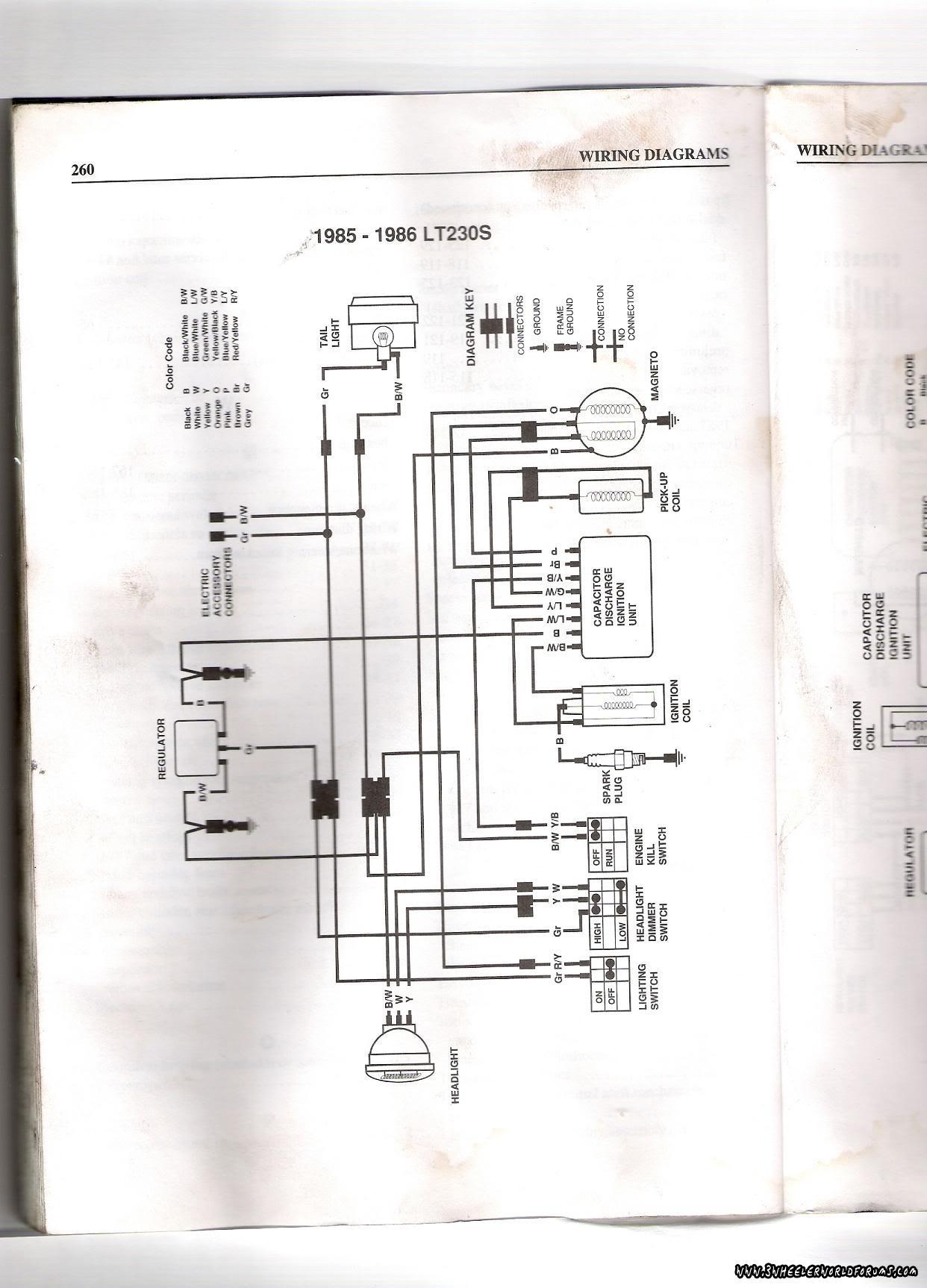 2012 F250 Wire Diagram 85 To 88 Suzuki Lt230s Quadsport Help Page 1261