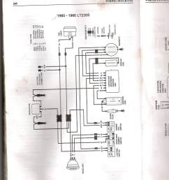 lt250r wiring harness plz help atvconnection com atv 1986 suzuki lt 230 won t start atvconnection com atv [ 1242 x 1726 Pixel ]