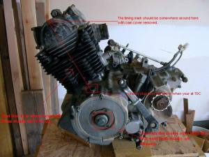 need help with valve timing 1989 yfm 250 moto4  Page 2  ATVConnection ATV Enthusiast