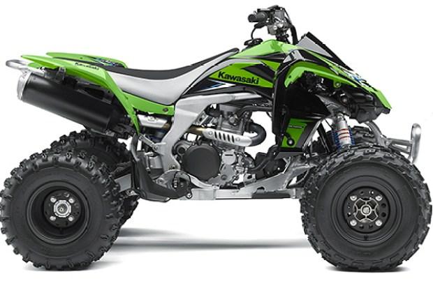 ATV Test: Kawasaki KFX450R - ATVConnection.com