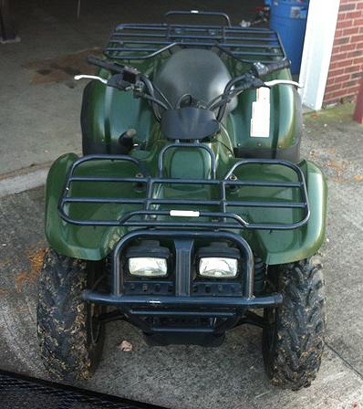 Craigslist Nicholasville Ky >> Weekly Used ATV Deal: Kawasaki Prairie 300 Automatic - ATVConnection.com