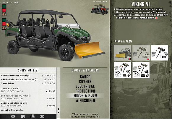 """Yamaha Launches The """"Build Your Own"""" Viking VI Site"""