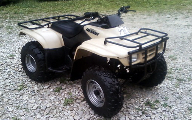 Weekly Used Atv Deal  Honda Recon For Sale Or Trade