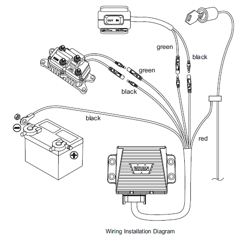 12 Volt Winch Wiring Diagram For Solenoids likewise Warn Winch A2000 Wiring Diagram additionally Warn Winch Atv Wiring Diagram in addition 4 Wheeler Winch Wiring Diagram together with 92 Cherokee Fog Light Wiring Diagram. on warn winch a2000 schematic