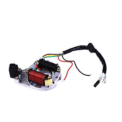 50cc Four Wheeler Wiring Diagram Also Mini Cc As Cisno Complete Electrics Stator Coil Cdi Wiring Harness
