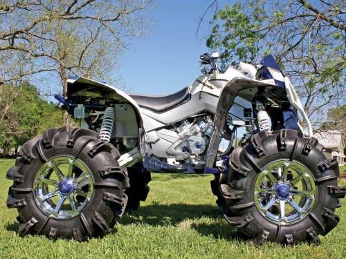 small resolution of 2012 can am renegade800 custom blue right parked