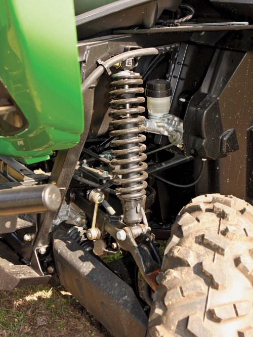 small resolution of 2012 john deere gator xuv550 close up front