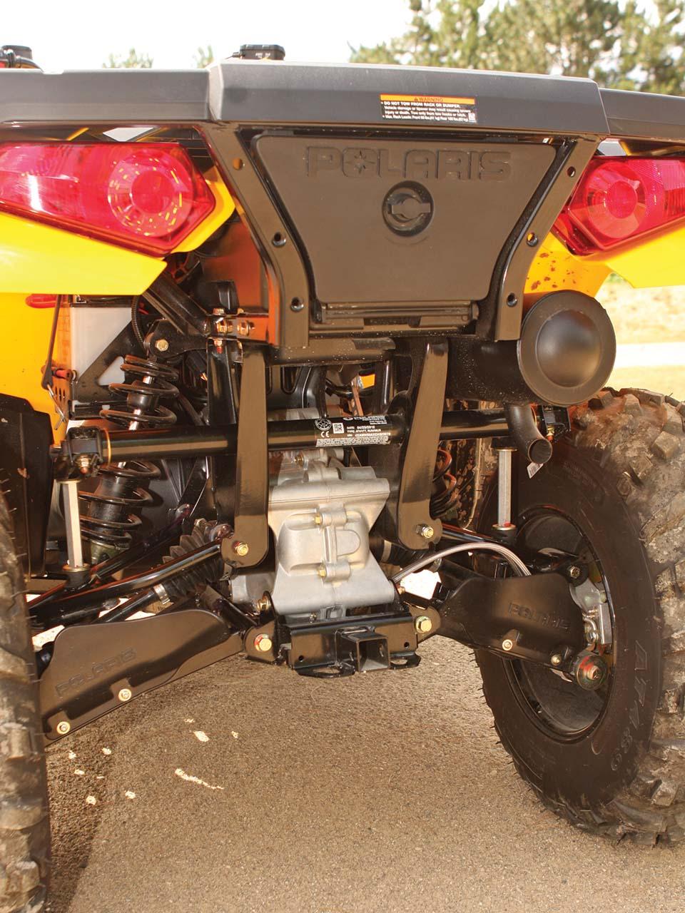 hight resolution of 2012 polaris sportsman500ho close up rear jpg