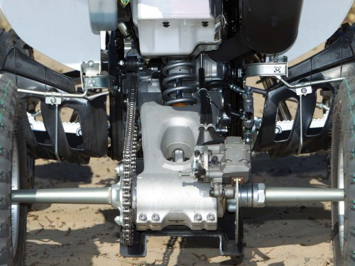 small resolution of 2012 yamaha yfz450 close up rear suspension jpg