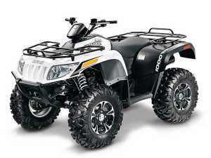 New Model ATVs  The Arctic Cat ATV Lineup | ATV Illustrated