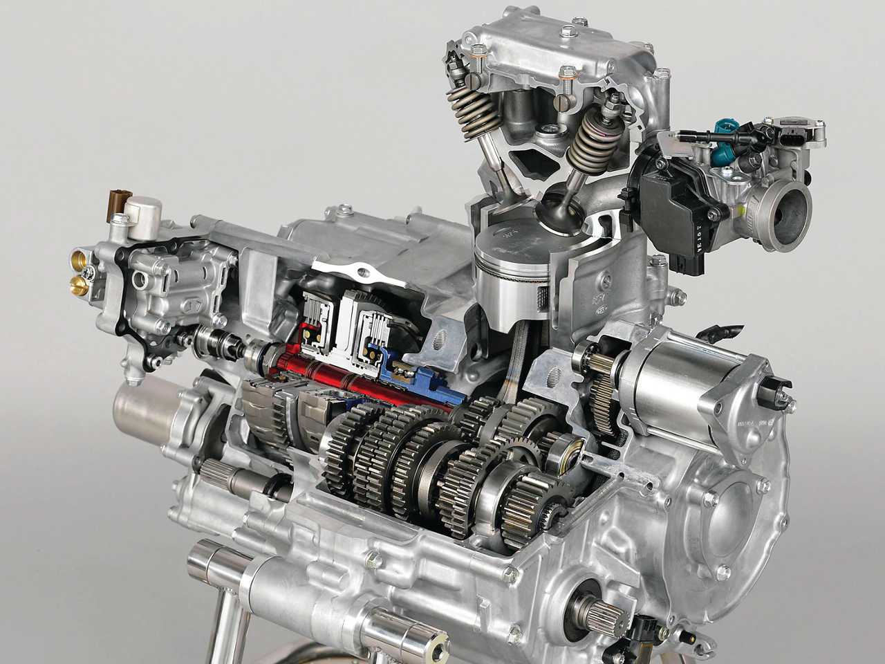hight resolution of 2015 honda fourtrax foreman rancher close up engine