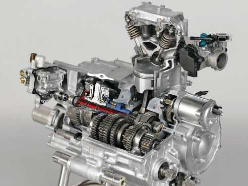 small resolution of 2015 honda fourtrax foreman rancher close up engine