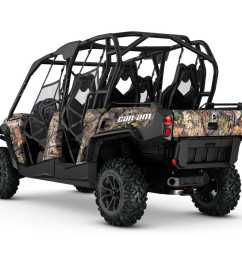 analog digital gauge package 2016 can am commaner max1000xt camo  [ 1280 x 989 Pixel ]