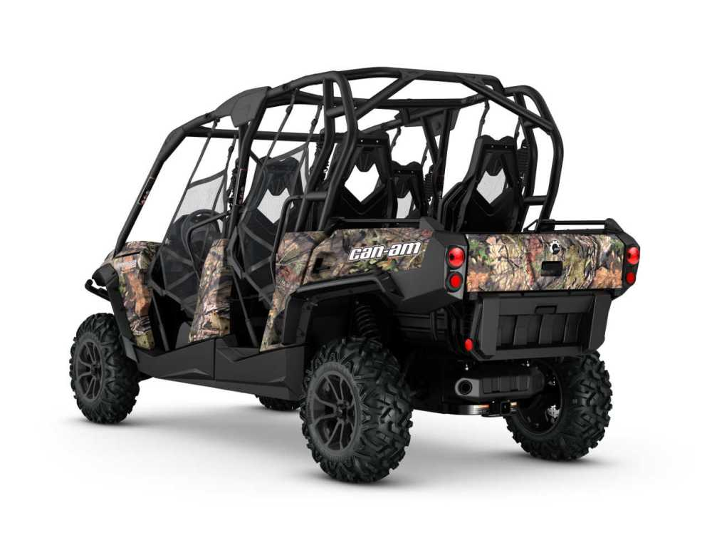 medium resolution of analog digital gauge package 2016 can am commaner max1000xt camo
