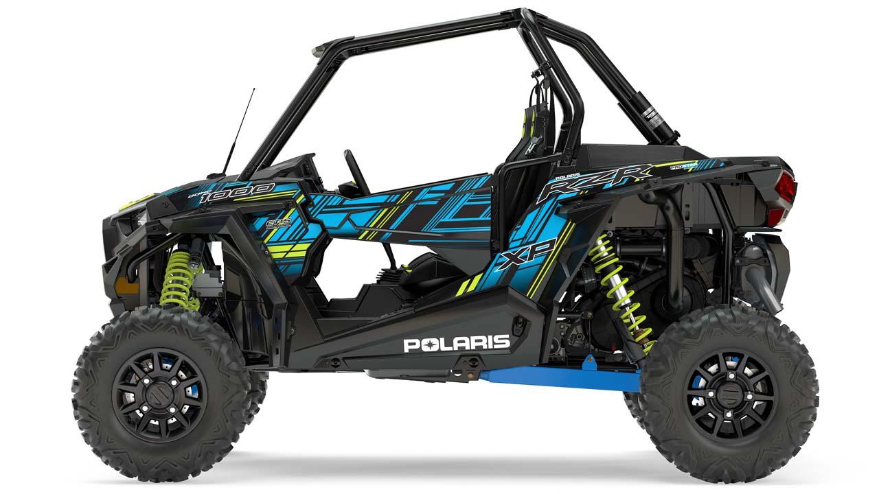 Rzr Polaris Xp Trail 1000