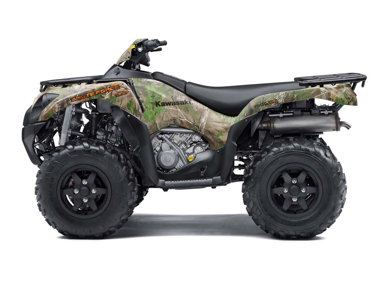 Kawasaki Brute Force Atv Model Range